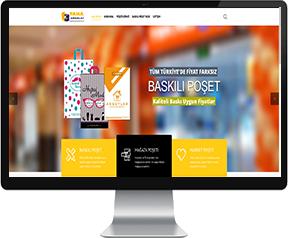baskılı poşet merkezi web tasarım seo